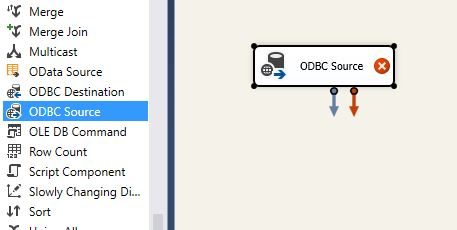 SSIS With PostgreSQL : Connect to PostgreSQL with SSIS